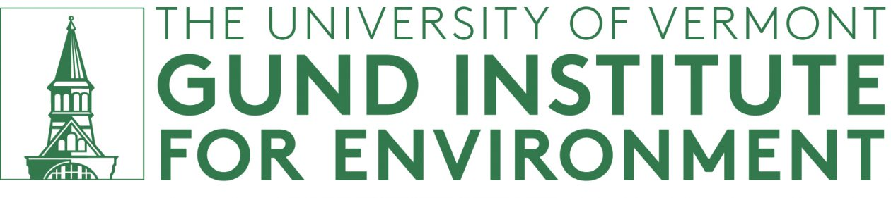 The University of Vermont Gund Institute for Environment logo