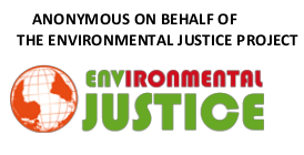 Environmental Justice Project logo