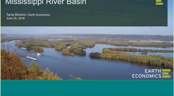 Valuing Ecosystem Services in the Mississippi River Basin