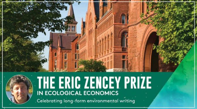 UVM Launches $4,000 Environmental Writing Prize
