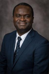 Headshot of Roland Ofori